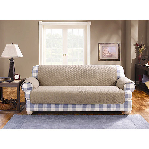 Sure Fit Cotton Duck Pet Throw - Sofa