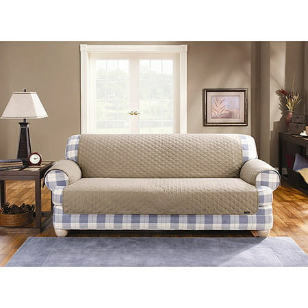 Sure Fit Cotton Duck Pet Throw Sofa