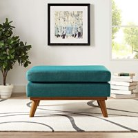 Modway Engage Upholstered Fabric Ottoman, Multiple Colors