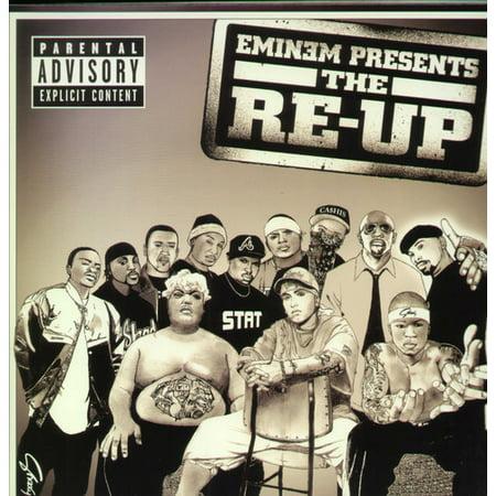 Eminem Presents The Re Up  Vinyl   Explicit