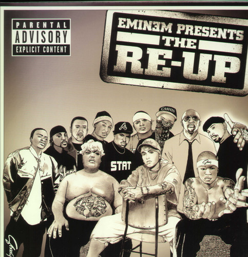 Eminem Presents The Re-Up (Vinyl)