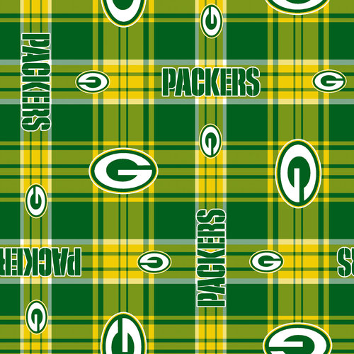 NFL Green Bay Packers Fleece Fabric