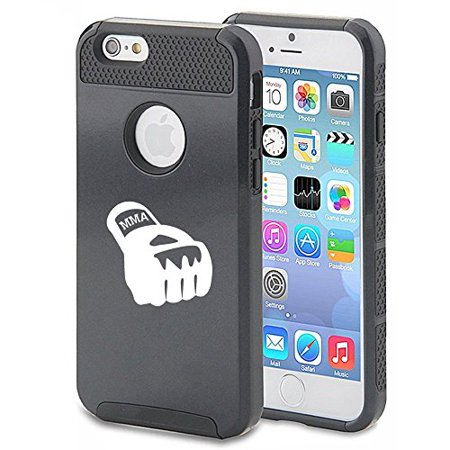 Apple iPhone 6 Plus / 6s Plus Shockproof Impact Hard Case Cover MMA Boxing Glove