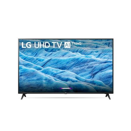 """LG (43UM7300PUA) 43"""" Class 4K (2160P) Ultra HD Smart LED HDR TV 43UM7300PUA 2019 Model"""
