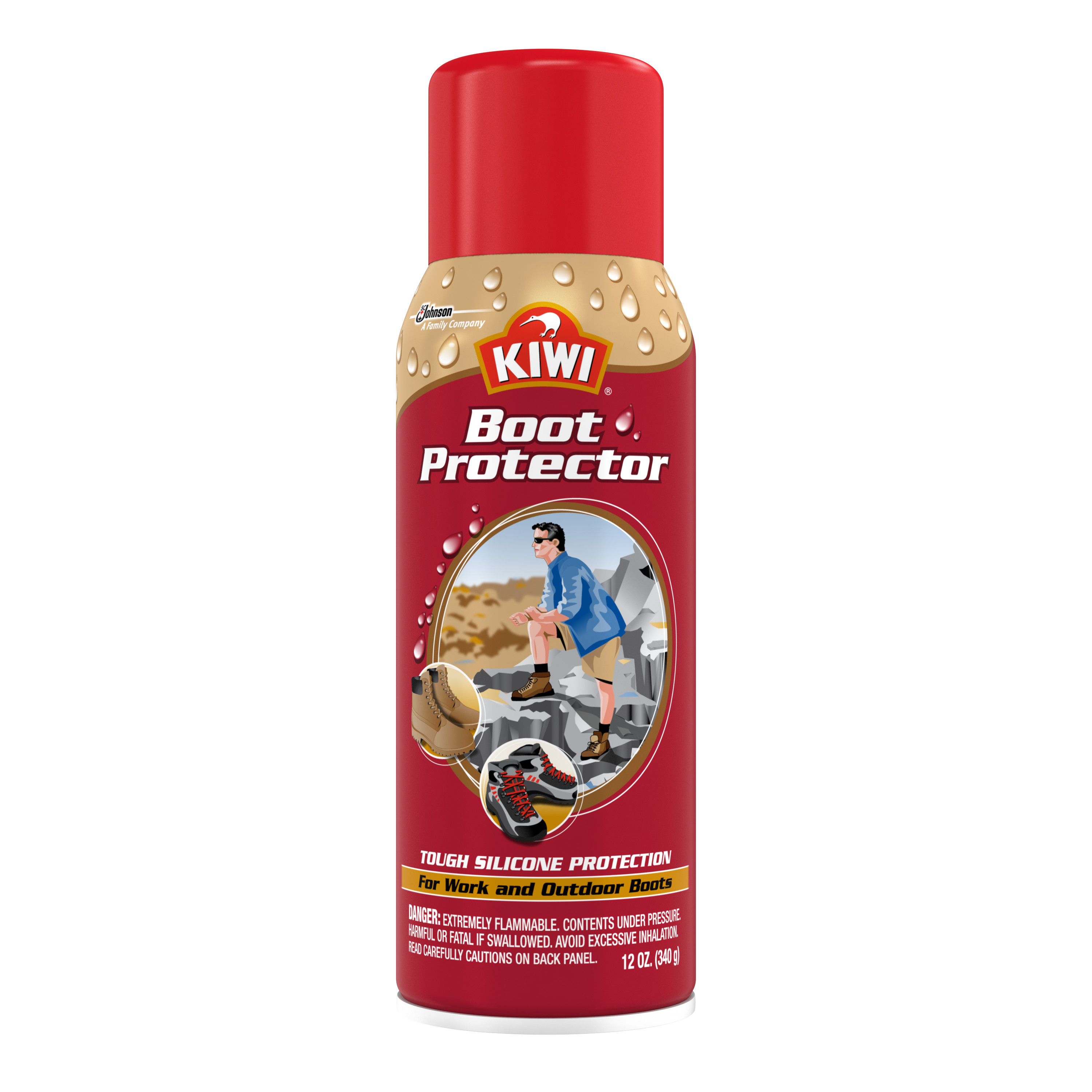 KIWI Boot Protector 12 Ounces