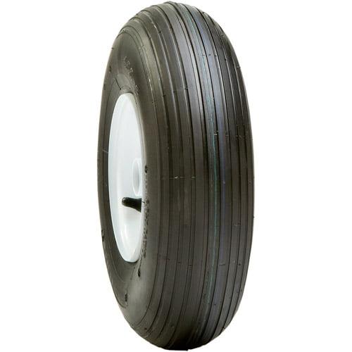 Greenball Wheelbarrow Smooth Lawn And Garden 4 80 4 00 8 4 Ply Tire