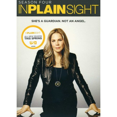 In Plain Sight: Season Four (Anamorphic Widescreen)