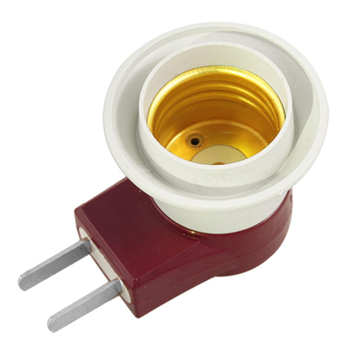 Flat 2 Pin Plug Light Bulb Holder Lamp Socket AC 250V - Walmart.com for Bulb Holder With Plug  5lpkxo