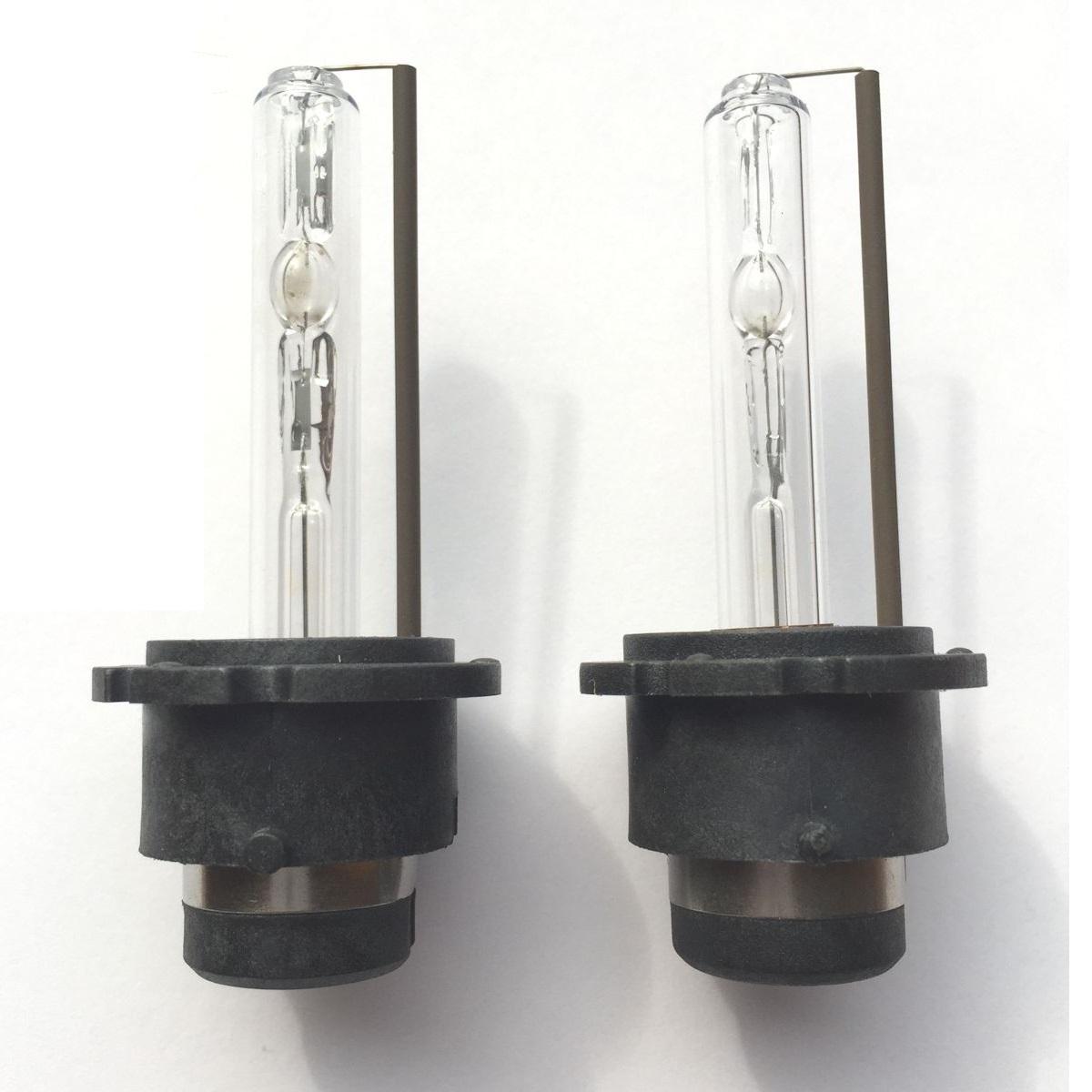 2x D2S 35W 8000K HID Xenon Bluish Replacement Low/High Beam Car Headlight Bulbs