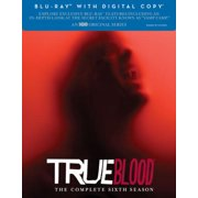 True Blood-complete 6th Season [blu-ray dc 5 Disc] (HBO) by