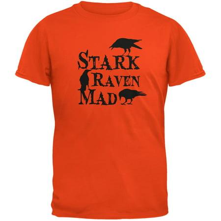 Raven Halloween (Halloween Stark Raven Mad Orange Adult)