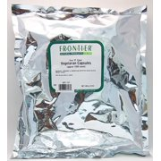 Capsules Vegetarian 0 Frontier Natural Products 1000 Count Bag