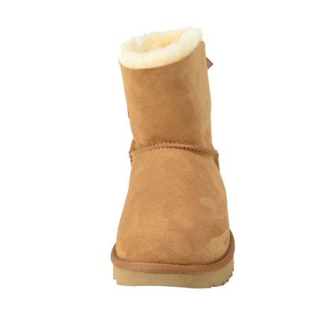 UGG Bailey Bow II Mini Suede Boot (Women's)