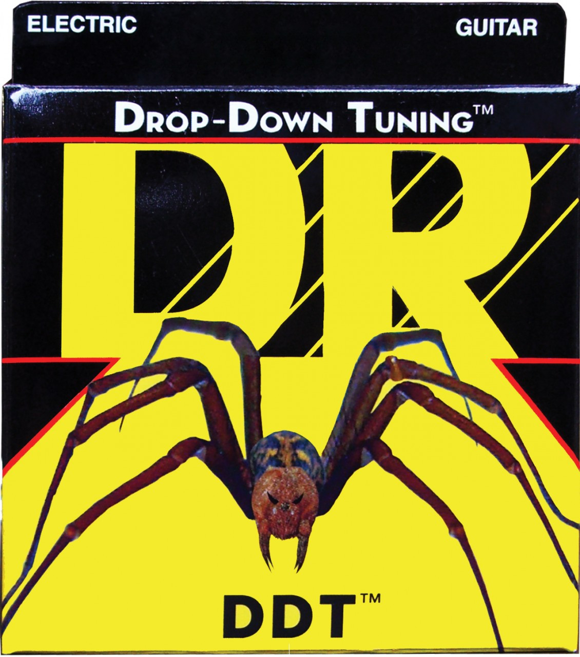 DR Strings DDT-55 Bass Heavy 55-115 by DR Strings