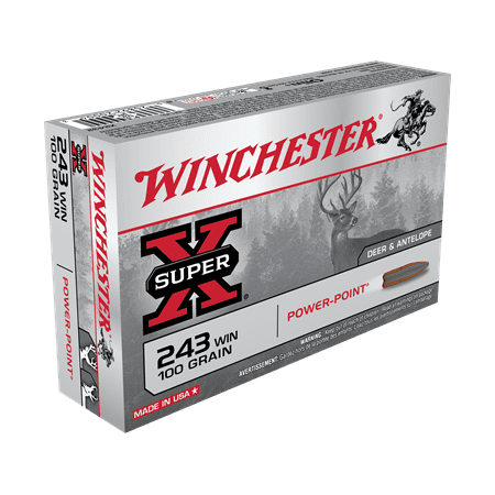 Winchester 243 Winchester 20 Rds
