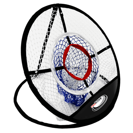 Pop-Up Target Chipping Net Portable Indoor/Outdoor Hitting Practice Training Aid