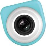 POKI CAM TURQUOISE BODY 8MP LIFECAM 1080PH DVIDEO PHOTO 120LENS
