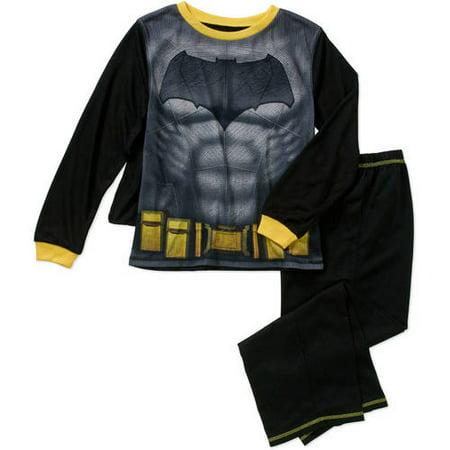 58e9d6ec33 Dc - DC Comics Boys  Licensed Pajama Sleepwear Set with Cape ...