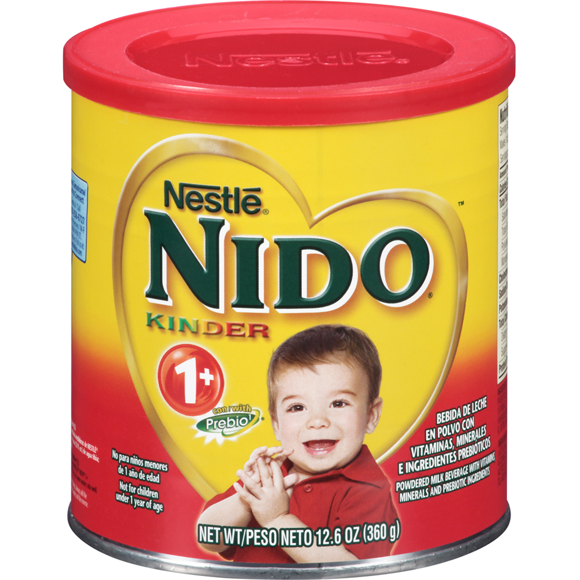 Nestle Nido Kinder 1  Powdered Milk Beverage, 12.6 oz