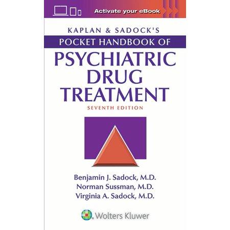 Kaplan & Sadock's Pocket Handbook of Psychiatric Drug (Drug Treatment)
