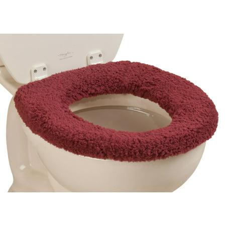 Sherpa Toilet Seat Cover By Oakridgetm