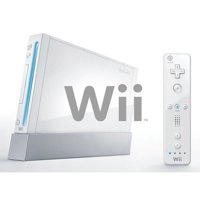 Refurbished Nintendo Wii With Wii Resort Game Bundle Console White Home