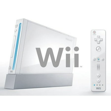 Refurbished Nintendo Wii And New Super Mario Bros