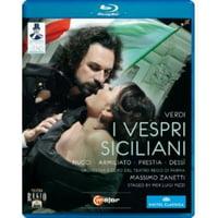 I Vespri Siciliani (Blu-ray)