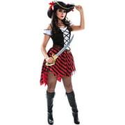 Pirate Captain Teen Halloween Costume