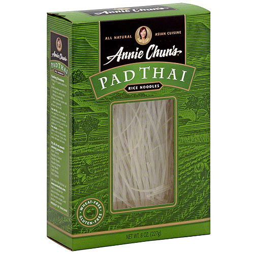 Annie Chun's Pad Thai Rice Noodles, 8 oz (Pack of 6)