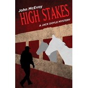 Jack Doyle: High Stakes (Paperback)(Large Print)