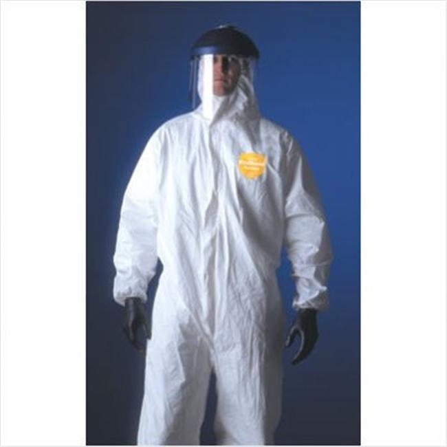 DuPont 251-TY120S-3XL Tyvek Coverall Zip Ft 3Xl
