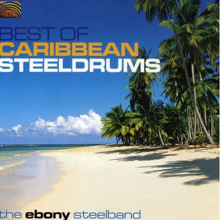 Best of Caribbean Steeldrums (CD) (Best Hiking In The Caribbean)