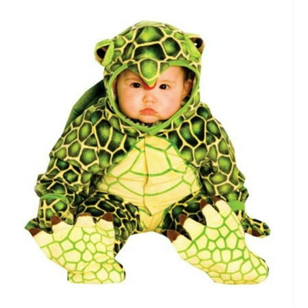 Costumes For All Occasions Ur26019T Turtle Plush Toddlr 2T 4T - Superman Costume Toddler 2t 4t