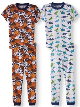 2714187f5 Toddler Boys Pajamas   Robes - Walmart.com