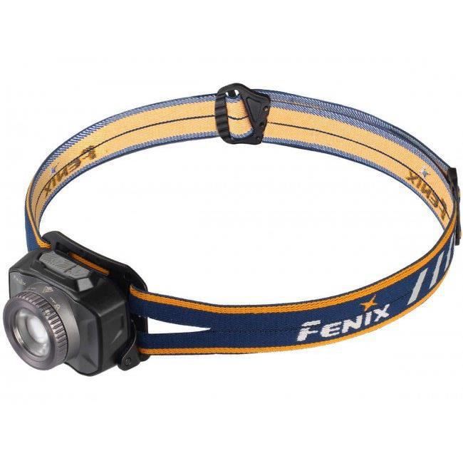 Fenix Flashlights HL40R LED Headlamp w/battery, Grey FX-HL40RG
