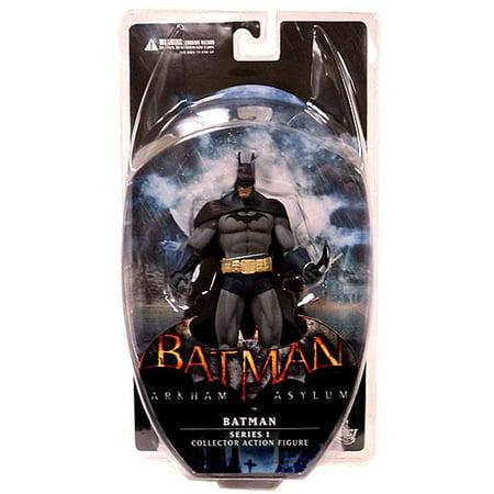 Batman Arkham Asylum Series 1 Batman Action - Arkham Asylum Costume
