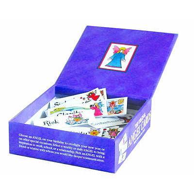 Original Angel Cards : Inspirational Messages and