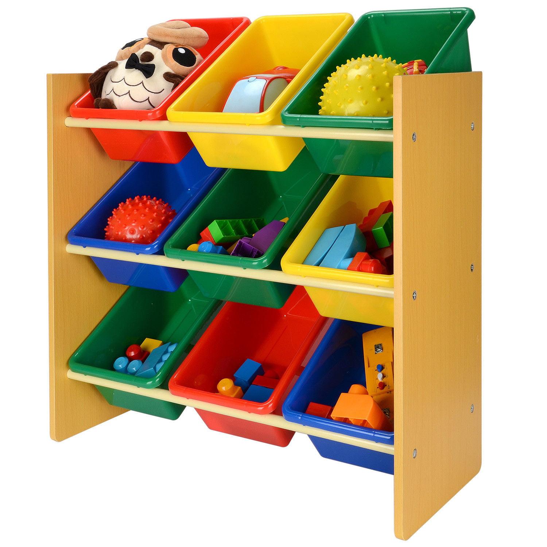 Liveditor Toy Bin Organizer Kids Children Storage Box