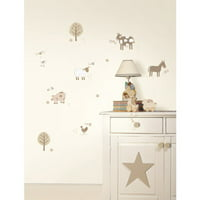 Fun4Walls Farm Neutral Wall Stickers