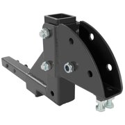 """Silver Spring 1-1/4"""" Class 2 Hitch-Mounted Mobility Carrier Multiple Level Height Adapter"""