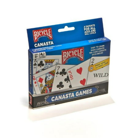 Bicycle Canasta Games Playing Cards](Playing Cards Games)