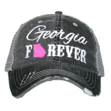 Katydid - Katydid Georgia Forever Women's Trucker Hat