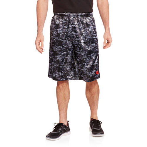 AND1 Men's Unleash the Beast Game Shorts