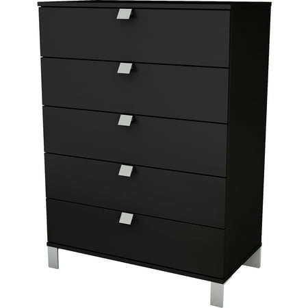 South Shore Spark 5 Drawer Chest  Multiple Finishes