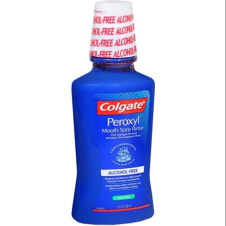 colgate peroxyl antiseptic oral