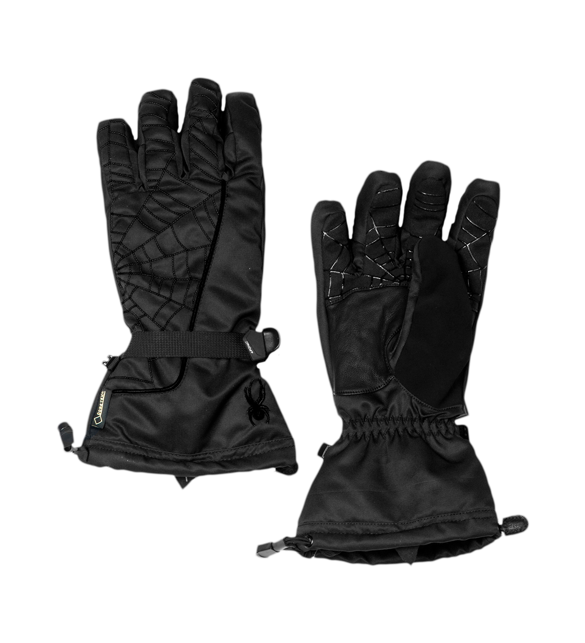 Mens ski gloves xl - About This Item Spyder Men Over Web Gore Tex Ski Gloves Xl