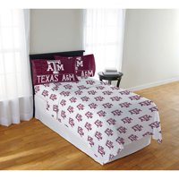 NCAA Texas A&M Aggies Affiliation Full Sheet Set, 1 Each