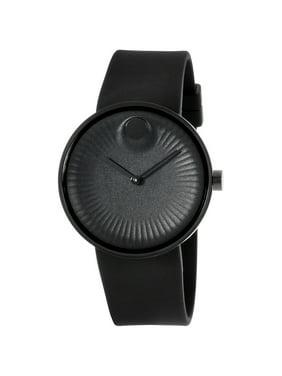 Movado Bold Edge Quartz Movement Black Dial Men's Watches 3680005