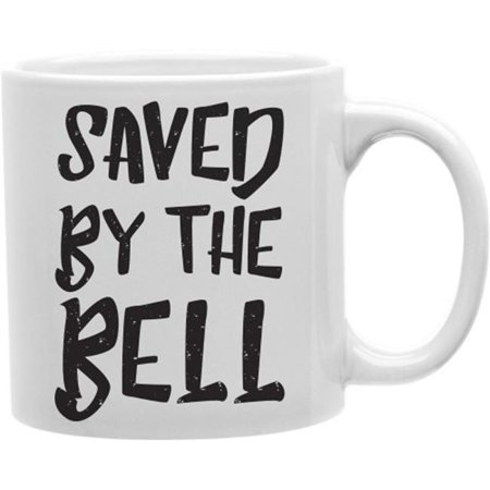 Bell Shape Mug (Imaginarium Goods CMG11-IGC-SAVED Saved By The Bell 11 oz Ceramic Coffee Mug)